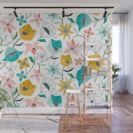 Calliope Wall Mural
