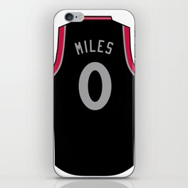 CJ Miles Jersey iPhone Skin