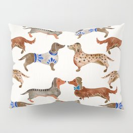 Dachshunds Pillow Sham