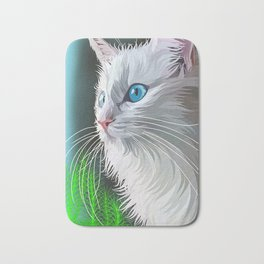 Ilustration Vektor Pets Bath Mat