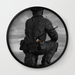 The miner remembers Wall Clock