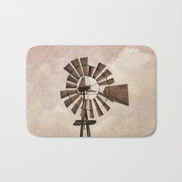 Iowa Windmill Bath Mat