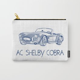 Pen drawing ac shelby cobra Carry-All Pouch