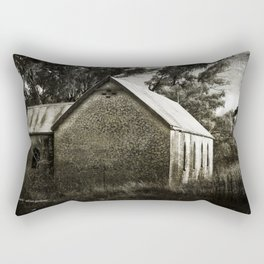 Old Dripstone Church Rectangular Pillow