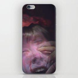 The Silence iPhone Skin