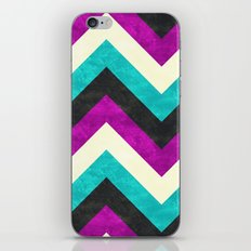 Chevron - Diva iPhone & iPod Skin