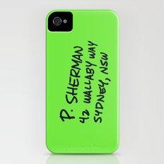 P. Sherman, 42 Wallaby Way iPhone (4, 4s) Slim Case