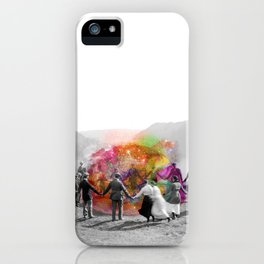 Conjurers iPhone Case