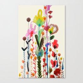 viva Canvas Print