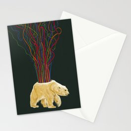 Magnetospheric S.O.S. Stationery Cards