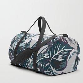 Bird of Paradise Hawaii Rainforest Luminous Duffle Bag