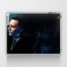 Who am I Laptop & iPad Skin