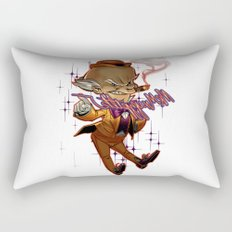 Mr. Mxyzptlk Rectangular Pillow