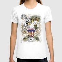 army T-shirts featuring army by LoriDiamondArt