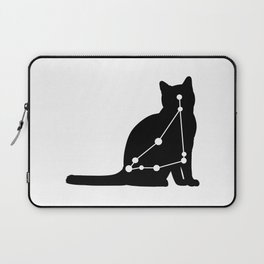 capricorn cat Laptop Sleeve
