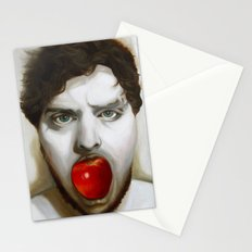 The Caterpillar/Adam's Apple Stationery Cards