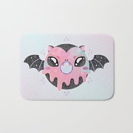 Batty Donut Bath Mat