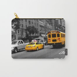 Yellow things in New York Carry-All Pouch