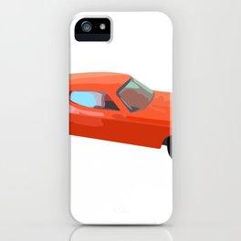 Mach Power iPhone Case