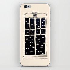 Gozetleme iPhone Skin