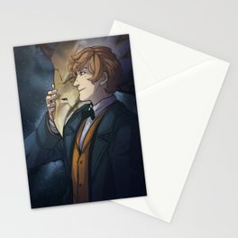 Fantastic Beasts - Newt Scamander and the Thunderbird Stationery Cards