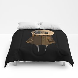 LONELY BOY Comforters