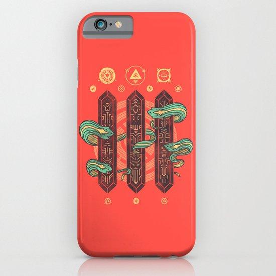 Alien Sorcery iPhone & iPod Case