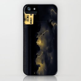 The Storm that Changed Everything iPhone Case