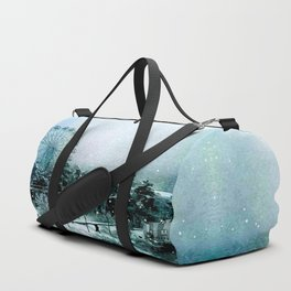 Cold Forest Playground Duffle Bag