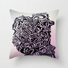 Eureka! Ink Doodle Throw Pillow