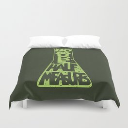 Full Measures Duvet Cover