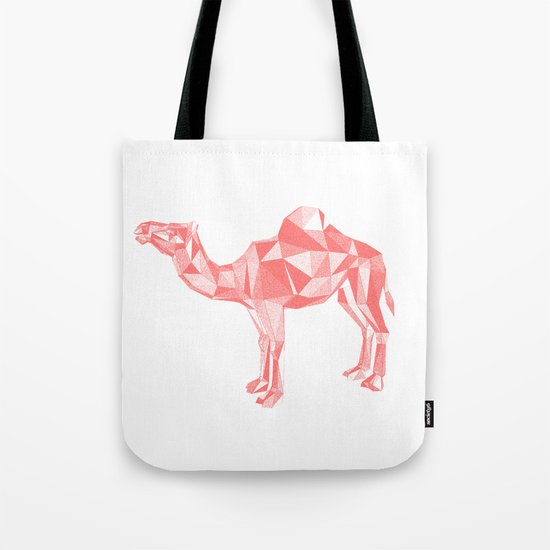 Red mirage Tote Bag