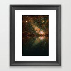 galaxy-32 Framed Art Print