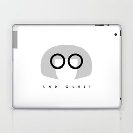 Edna Mode AND GUEST Laptop & iPad Skin