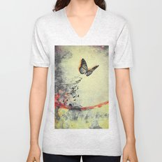 Waterfly III Unisex V-Neck