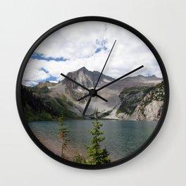 Snowmass Mountain, Colorado Wall Clock