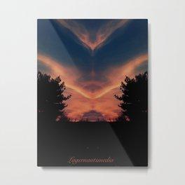 ALIEN 4 Metal Print