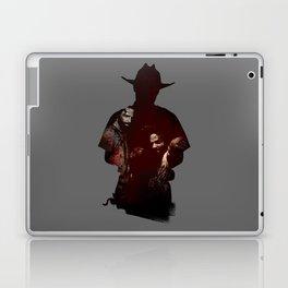 Bad Blood Rick Grimes The Walking Dead Laptop & iPad Skin