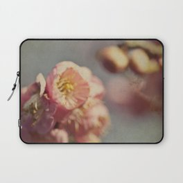 dream - flower photography with soft focus and blur Laptop Sleeve