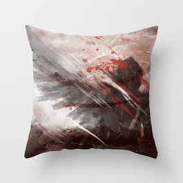 Retribution Throw Pillow