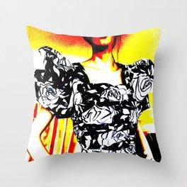 Vintage: Carmen Throw Pillow