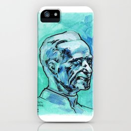 Father André iPhone Case