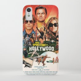 Once Upon a Time in Hollywood iPhone Case
