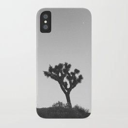 JOSHUA TREE XII iPhone Case