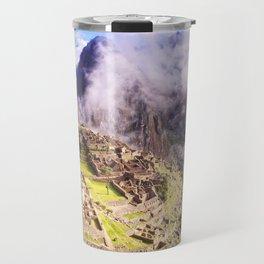 Machu Picchu Incas Lost City Travel Mug