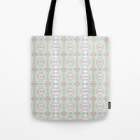 ikat Tote Bags featuring ikat by a.r.r.p.