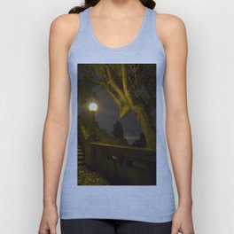 Lamp and Night Unisex Tank Top