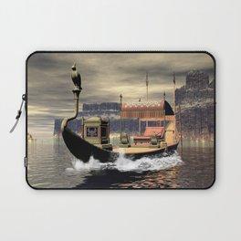 Sacred barge Laptop Sleeve