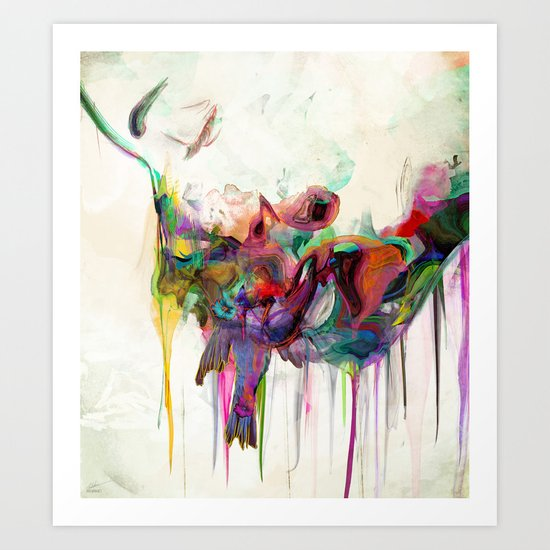 State of Being Art Print