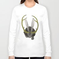 jackalope Long Sleeve T-shirts featuring Jackalope by Justin McElroy
